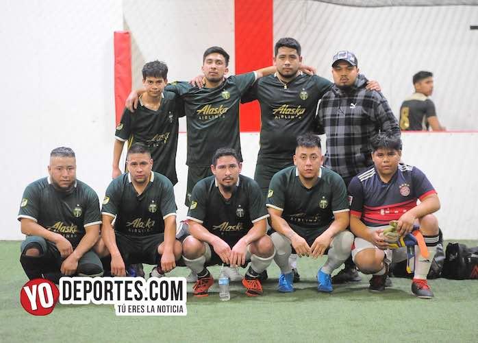 Guanajuato deja en cero al Deportivo Maya en la 5 de Mayo