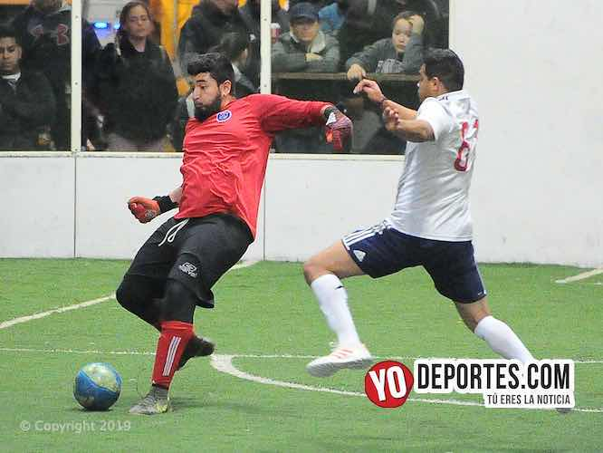 Atlas mantiene el invicto luego de vencer al Iramuco en la Victoria Ejidal