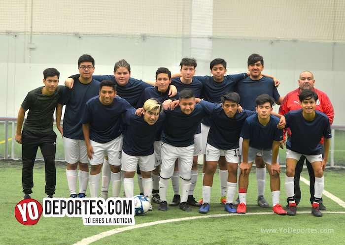 Morelia embiste al Deportivo Guerrero en la Douglas Kids