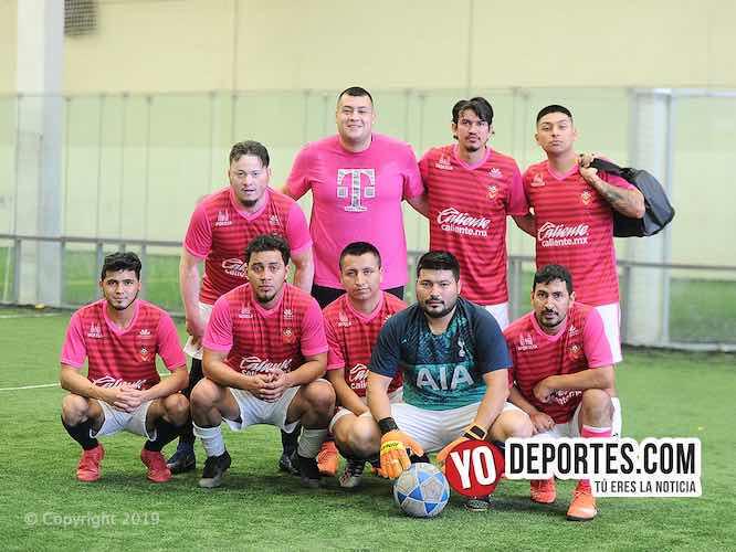 Porto Alegre le pega al Lobos FC y lo rebasa en la tabla de la Liga Douglas