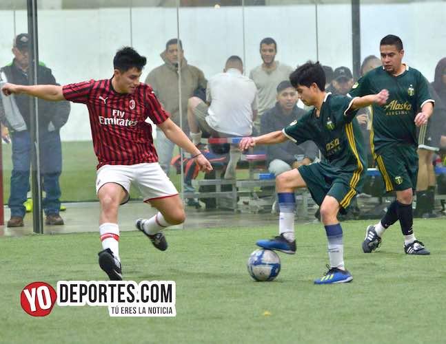 Vuelve a ganar el Culiacán FC líder invicto del Torneo de Copa