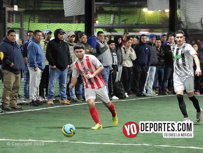 Palmar Chico electrocuta a los Rayos FC para seguir invicto
