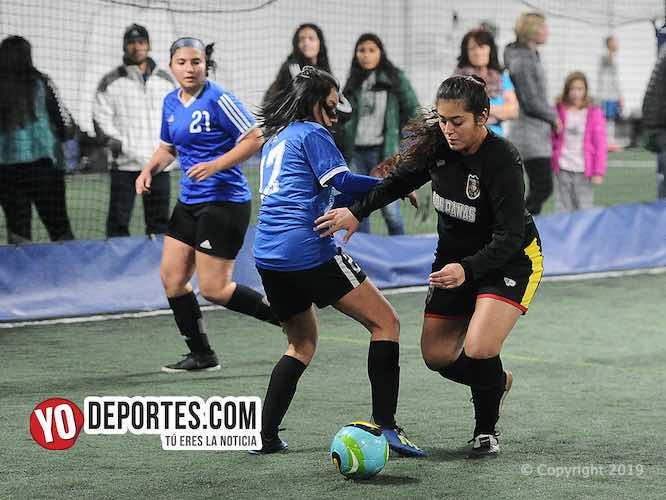Las Panas FC no saben perder en el futbol femenil elite de Chicago