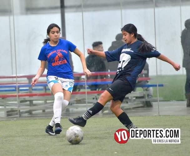 Rugen las Leonas con agónico gol de Esmeralda Valencia