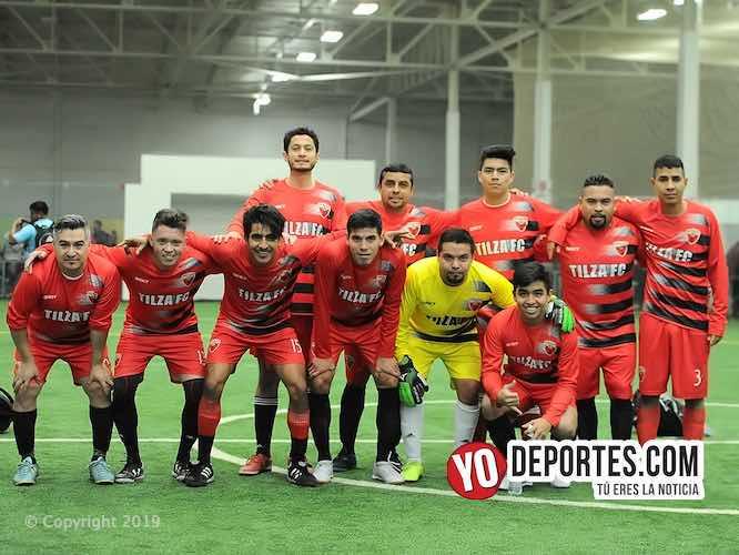 Tilza Morelos gana con goles de Álvaro Sánchez y Luis Salas