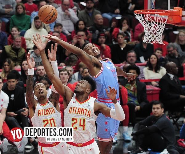 Bulls aplastan a los Hawks de Atlanta y siembran la ilusión de los playoffs