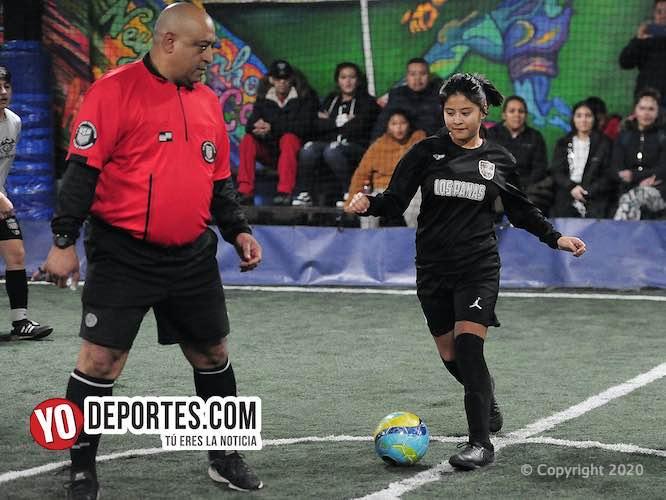 Poderoso inicio de Panas FC en la Interamericana Femenil Elite
