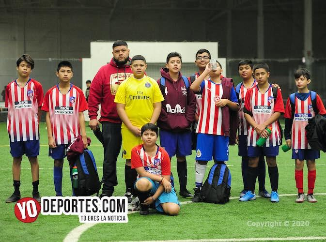 Atletic Magic a la final contra Real Celaya en la Douglas Kids