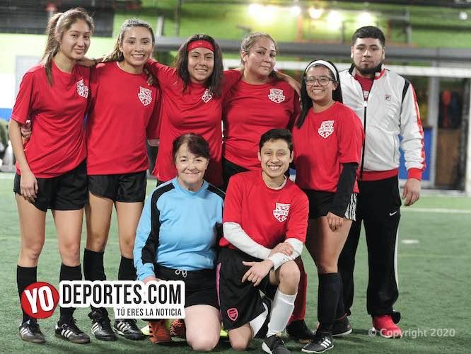 Pacifico quita invicto a las Panas FC en la Interamericana Femenil