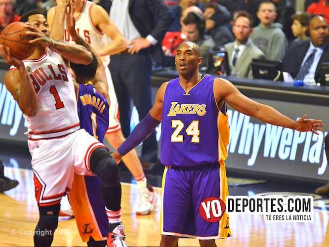 La noche que Kobe Bryant dijo adiós en Chicago