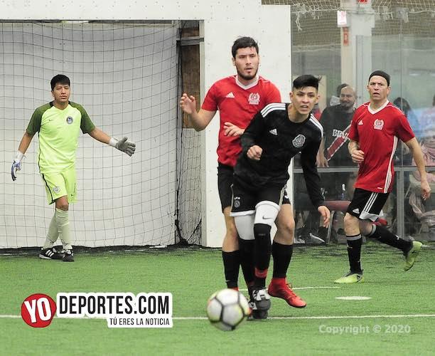 FC Iramuco con un pie en la semifinal después de vencer al Atlante