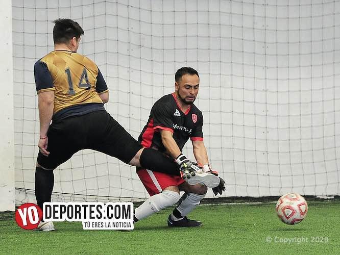 Olinalá dice adiós a la semifinal y Fierro FC lleva de rival al Deportivo Polar