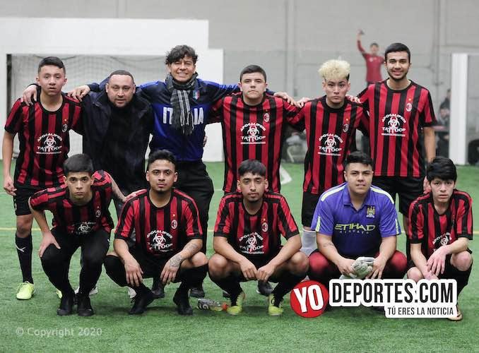 Sedientos de gol los Lobos Sierreños a la final de la Supercopa contra Iramuco