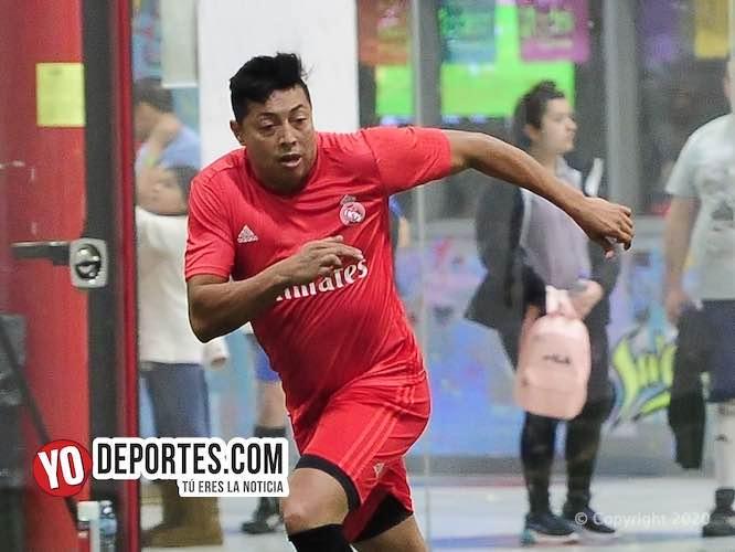 Luis Vega salva a La Estancia con gol del empate contra Querétaro
