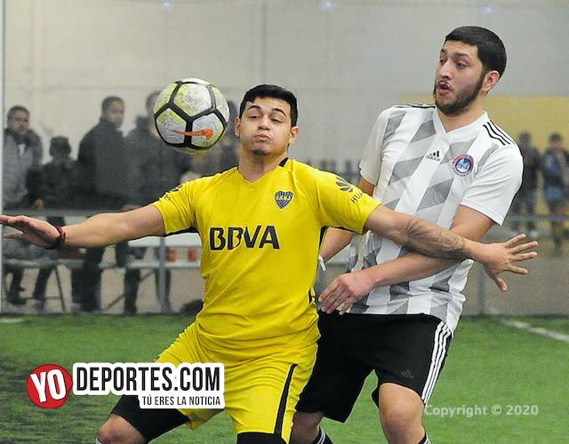 ¡Empatados! Estrella 357 y Deportivo Iramuco en la semifinal de la Douglas
