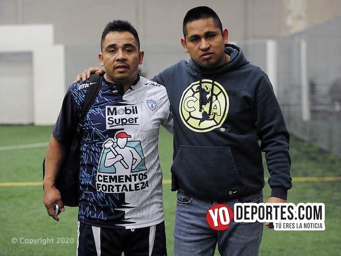 Pachuca elimina a su hermano Tuzos y avanza a semifinales