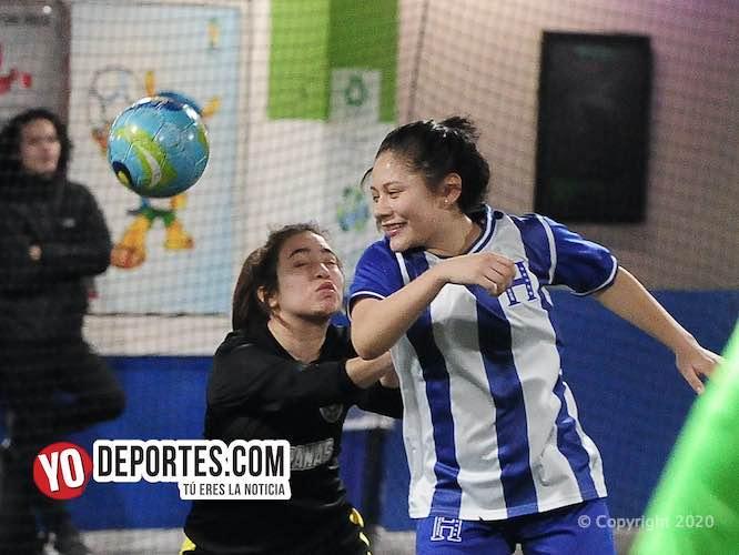 Real Puebla no pudo alcanzar a las invictas Panas FC en la Interamericana Elite