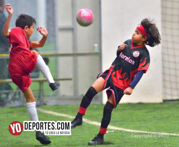 Tonalapa es el Campeón otoño-invierno de la Douglas Kids