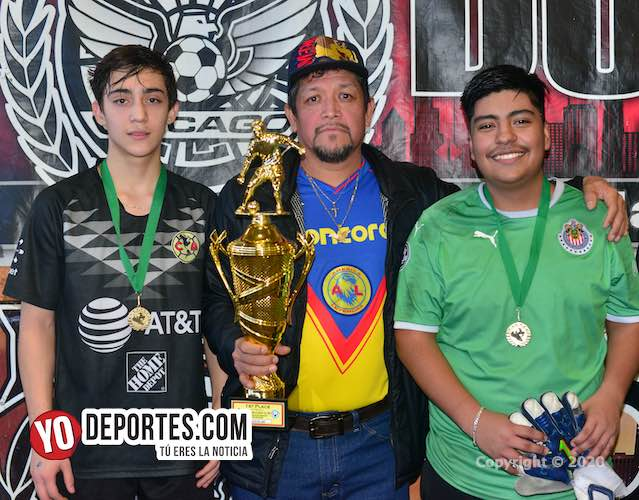 Águilas gana final de Clásico a las Chivas USA en la Douglas WAYS