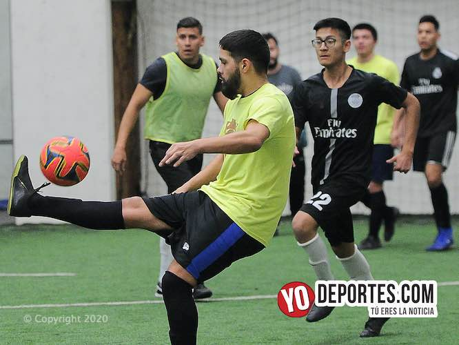 Los campeones Lobos Sierreños probaron el veneno de los Alacranes FC