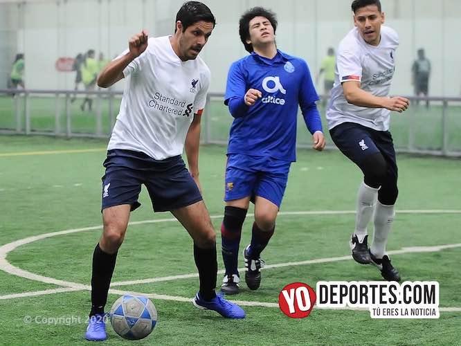 Chobbys FC despertó del sueño al Amsterdam y le gana 5-4 en la Supercopa