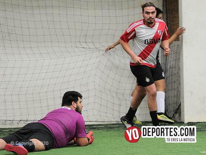 Maravatío desaprovechó cuatro goles de Juan Vargas contra Lobos Sierreños