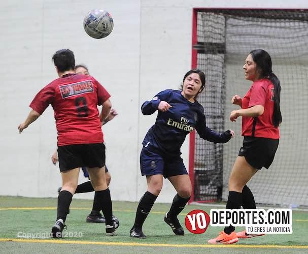 Jaral doblega a Chicago FC en la 5 de Mayo Femenil