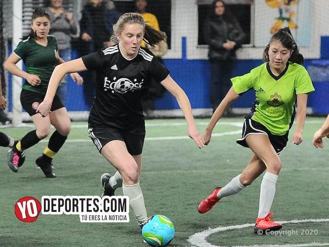 Racing Club arrolla a Real Puebla 20-1 en torneo Club House de Chicago Futsal Academy