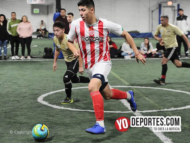 Rayos FC electrocutan al Pacifico y ya están en la final contra Palmar Chico