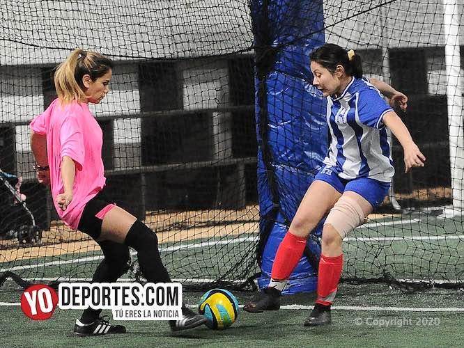 Real Puebla elimina a las Pink Panthers y la final es contra Panas FC