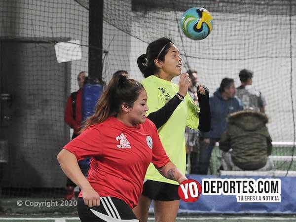 LAFC líderes provisionales en la Liga Interamericana Femenil Elite