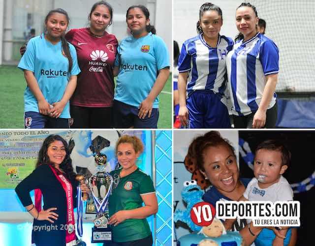 Madres hijas y compañeras de equipo en el futbol de Chicago