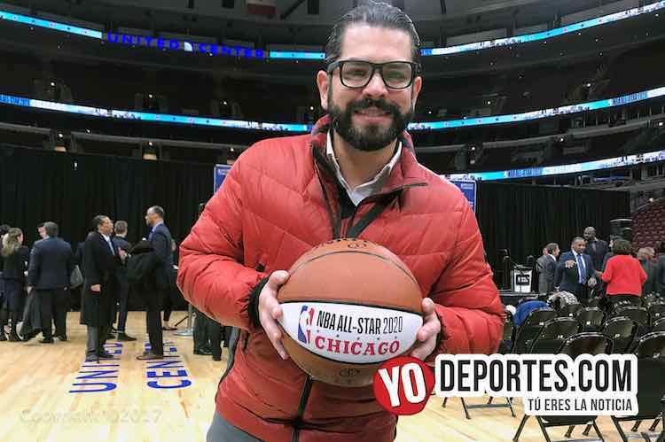 Entrevista con Omar Ramos de Univision Latino Mix 93.5FM