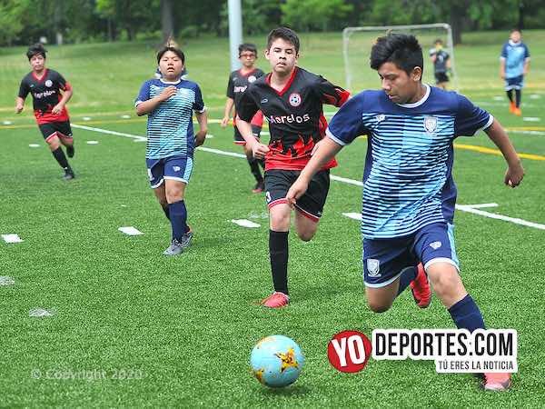 Misantla y Club Morelos traen el futbol de regreso al Douglas Park