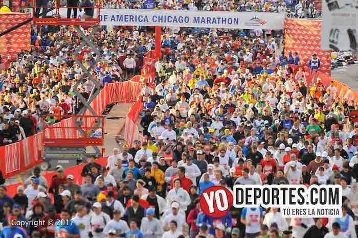"""Cayó el último de los """"Mayors"""": Cancelado el Maratón de Chicago por coronavirus"""
