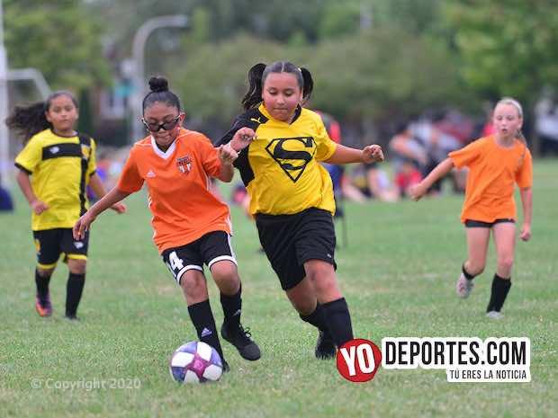 Tropiezan Las Matildas con el Inter FC en juego amistoso