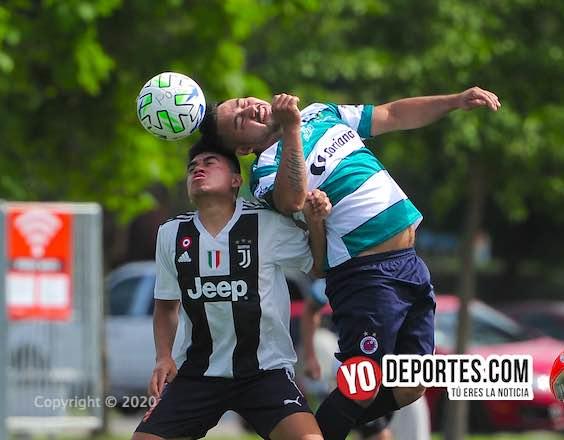 Atlético San Pancho pinta de blanco a los Potros