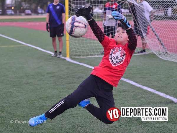 Segundo Torneo de Porteros vs. Porteros en Chicago Goalkeeper Academy