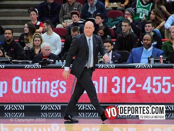 Los Bulls le dicen adiós a su coach Jim Boylen