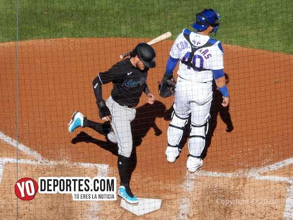 Miami apaga esperanzas de los Cubs con jonrones y mañana Yu Darvish al rescate