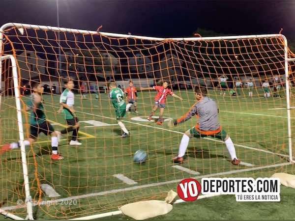 Ponys ganó duelo a Leones en última jornada de la Kelly Soccer League