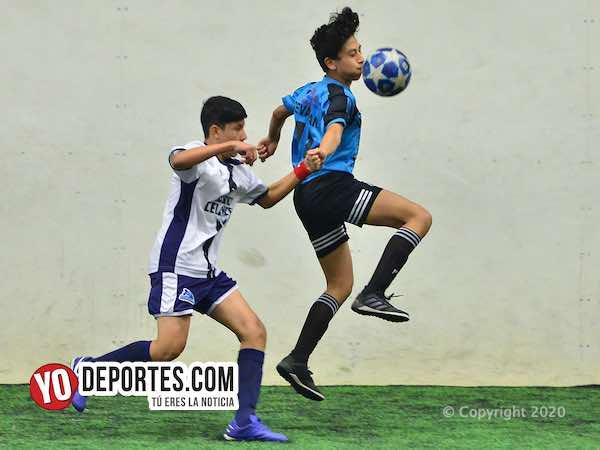 Atletico Celaya FC se impone al Morelos en la pretemporada de Douglas Kids