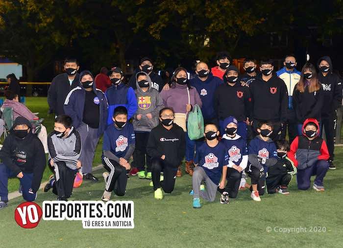 Chicago Goalkeeper Academy clausura verano con fiesta a porteros y familias