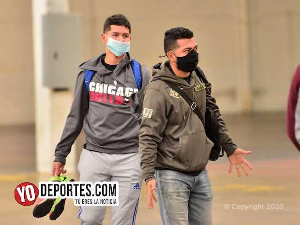 Liga Douglas de Futbol Refuerza Seguridad por Coronavirus en Chicago