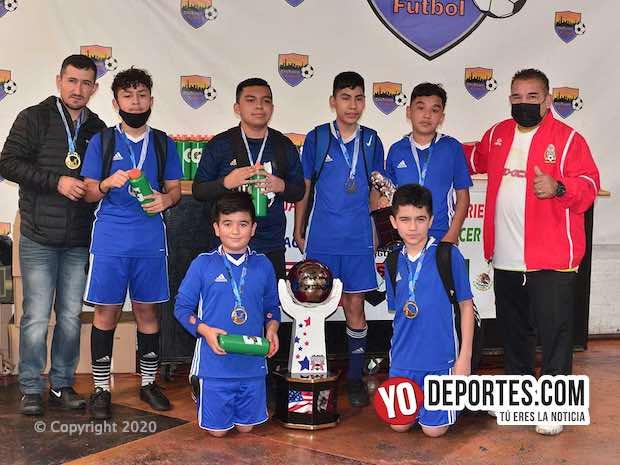 Michoacán defiende a Chicago y es campeón en Kelly Soccer League al vencer a Kankakee