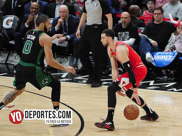 Los Bulls de Chicago anuncian cuatro juegos de pretemporada