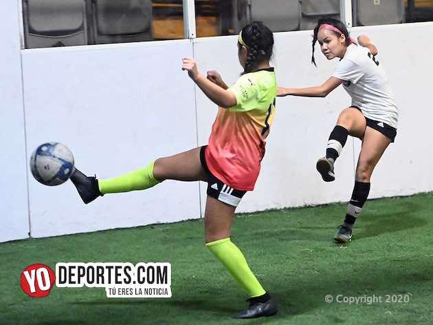 FC United gana con golazo de Nerlyn Muñoz en Kelly Soccer League